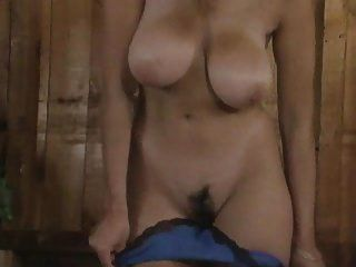 haarige Muschi Masturbation
