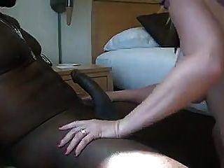 Frau in Vegas Hotel mit neuen BBC Ehemann Filme pt1