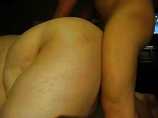 sexy ssbbw mit schönen Bauch wird hart gefickt