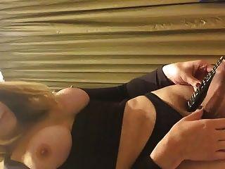 brasilianische ts Pamela Moos \u0026 ihr großer fetter 10 Zoll Hahn