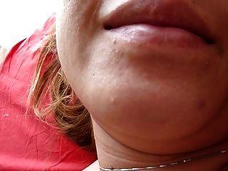 Nahaufnahme von meinem Körper von Ehemann Asianaughty ausgesetzt