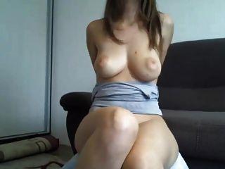 Webcam Mädchen große Titten haarige Muschi