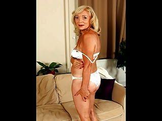 Oma Gilf Blondine