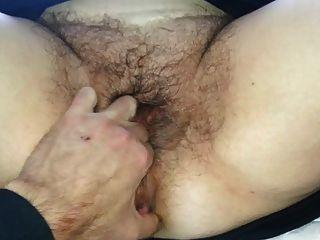 maryvonne und sa belle grosse chatte poilue