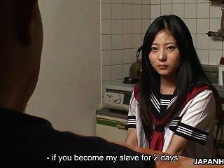 asiatische cuttie wird creamed und sie wird gefickt