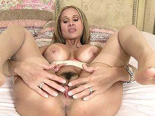 sexy Strumpf reifen Solo Cam Show