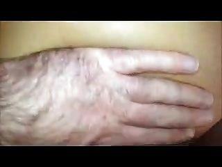 Tante im Arsch gefickt