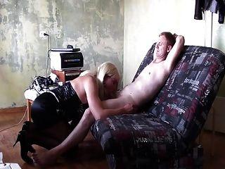 reifer russischer Transvestit