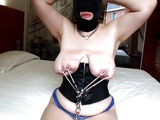 Sitzung Dezember 2016: Titten Bestrafung. Teil 1