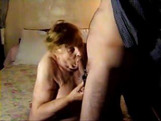 fette Oma Dick saugen.