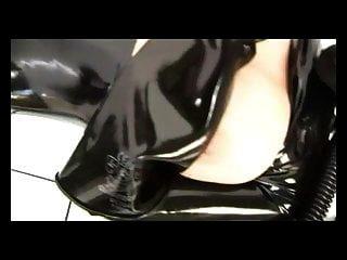 die rc schwarze Gummi-Leichenplatte