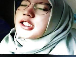 eine muslimische Hündin ein hartes ausreiben