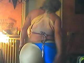 Ballon-Arsch und Titten