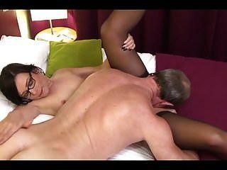 Sekretärin mit Chef hotel.avi