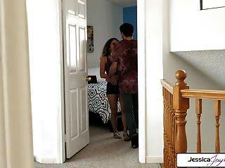 Jessica Jaymes und liv überarbeitet ficken einen großen Schwanz, große Beute