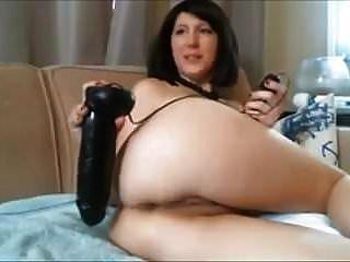 webcam milf analdildo masturbation