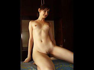 Liebesgeschichte. junge russische Frau