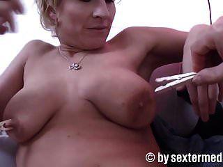 Milf beim Sex Casting