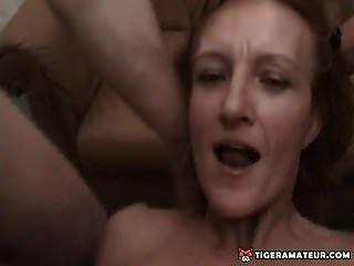 amateur gf anal gangbang mit gesichtsaufnahmen
