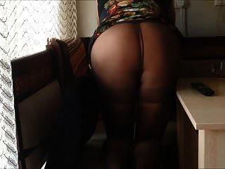 sexy Frau big ass