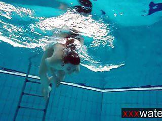 springende beute unterwasser katrin