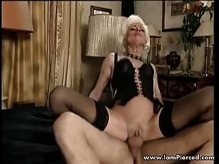 Jersey Girl bekommt ihren Arsch