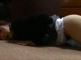 asiatisches Kissen humping