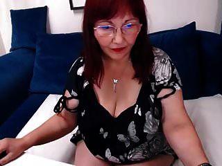 reifen rosaredd vor der webcam