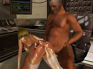 Fembot 3000 voll interaktive Sexpuppe