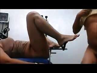 Srilankan Arzt \u0026 Krankenschwester