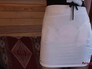 Unterstrumpfhosen reifen Damen Höschen zeigen