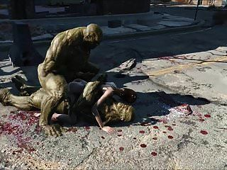 Fallout 4 elie Supermutants Hinterhalt