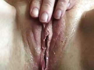 Muschi spritzen