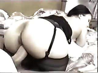 Bridget der Zwerg tut anal!