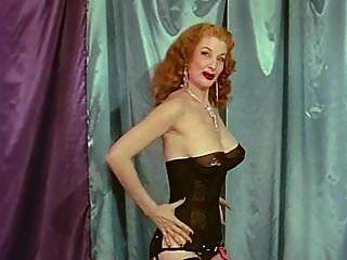 Königin von necken Vintage große Brüste Burleske necken