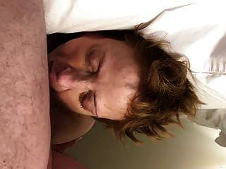 hotel saugen und sperma in den mund