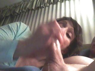 bester Blowjob des Monats Video von meiner Frau