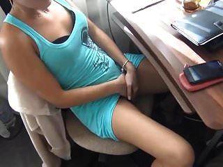 Masturbation in Gegenwart einer Freundin