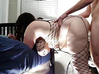 bbw ehefrau von hinten gefickt 3 große tropfende creampie