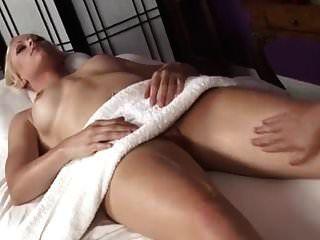 lesbische Orgasmusmassage