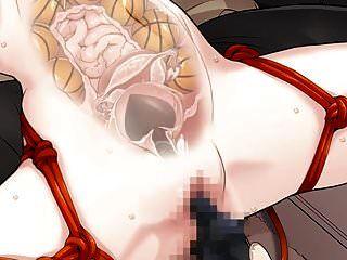 Manga-Faust-Uretra-Dickdarm