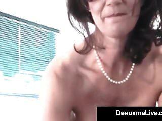 geile Puma Deauxma Pov Mund fickt einen Kerl und bekommt eine Sperma-Bombe