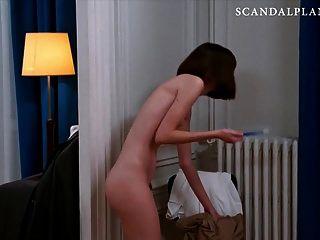 Stacy Martin nackt Bush \u0026 Butt auf Scandalplanetcom