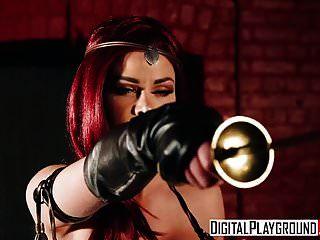 xxx porno video red maiden eine dp-parodie mit jessa rhodes ma