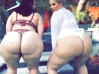 Booty Mädchen Big Bbw Weißes Dicke: 311,136