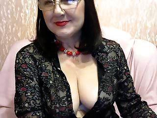 süße Brille Mama