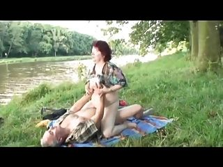 Omas und reift mit Opas ficken und reift