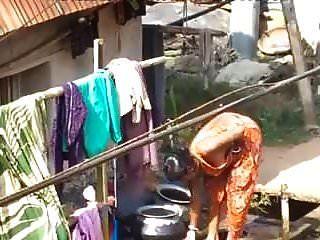 dorf bhabhi baden im freien