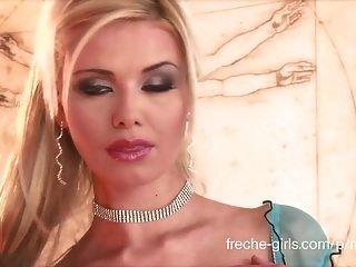 marina heißes deutsches strip girl