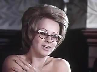 Vintage schwedische Sekretärin